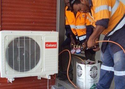 Air-con and Refrigeration Services